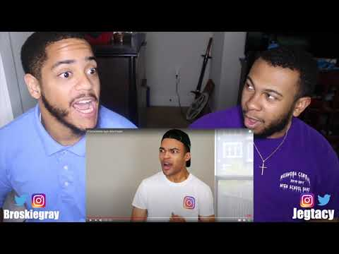 Kyle Exum - If Social Media Apps Were People | REACTION!!!