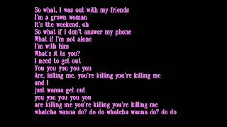 Miscommunication (Lyrics) Timbaland ft Keri Hilson & Sebastian