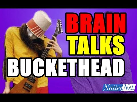 Brain talks about Buckethead (Health Update) 2018