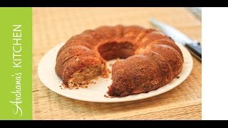 Eggless Lemon Pound Cake By Archana's Kitchen