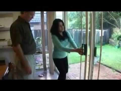 Sliding Door Repairs Sydney Australia Impossible To Open Door Now