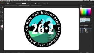 Créer un Logo dans Illustrator CC