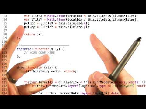 Center ViewRect - HTML5 Game Development