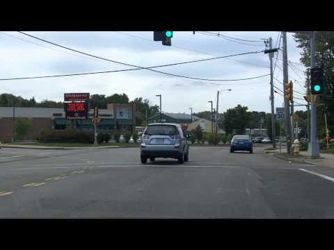 Downtown Danvers Mass Part 1
