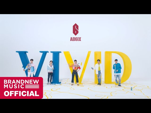 AB6IX (에이비식스) 2ND EP 'VIVID' CONCEPT TRAILER 'SURREAL VIVIDNESS' #6 AB6IX