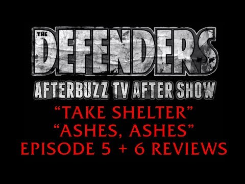 The Defenders Season 1 Episodes 5 & 6 Review & AfterShow | AfterBuzz TV