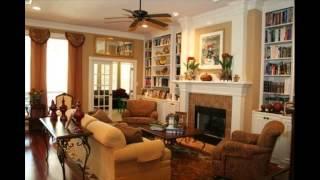 Examples of living room furniture arrangement