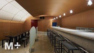 The Kiyotomo Sushi Bar by Shiro Kuramata 倉俁史朗《Kiyotomo壽司吧》  M+ Collection thumbnail