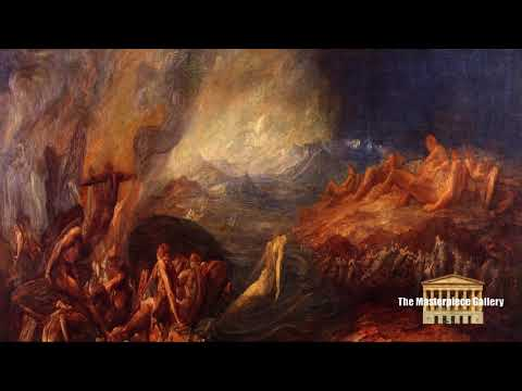 Gallery Paintings with Classical Music- Chaos HD