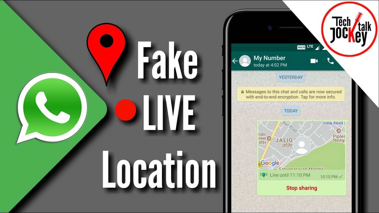 How To Share Fake Live Location On Whatsapp In Hindi 2020 Android Tips And Tricks Youtube Sharing your live location using where am i right now is easy. how to share fake live location on whatsapp in hindi 2020 android tips and tricks