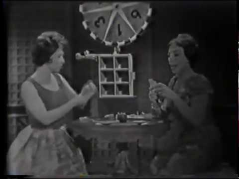 Alice Ghostley, June Carroll, After Canasta What, New Faces TV, Virginia de Luce