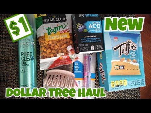 New At The Dollar Tree 💚 Big Haul