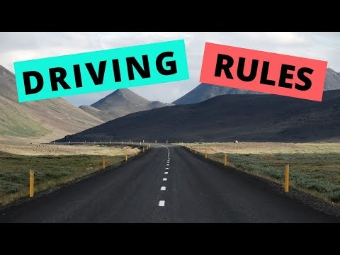 Driving in Iceland | Do NOT do this!
