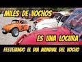 Dia mundial del vocho caravana vochera 2019 | No creerás cuantos vochos encontramos | Custom Mexico