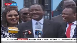 Kalonzo: Nilikula pesa ya Mawathe   Mirindimo 12th April 2019