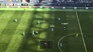 Pro Evolution Soccer 2012 Demo HD Gameplay Footage PC