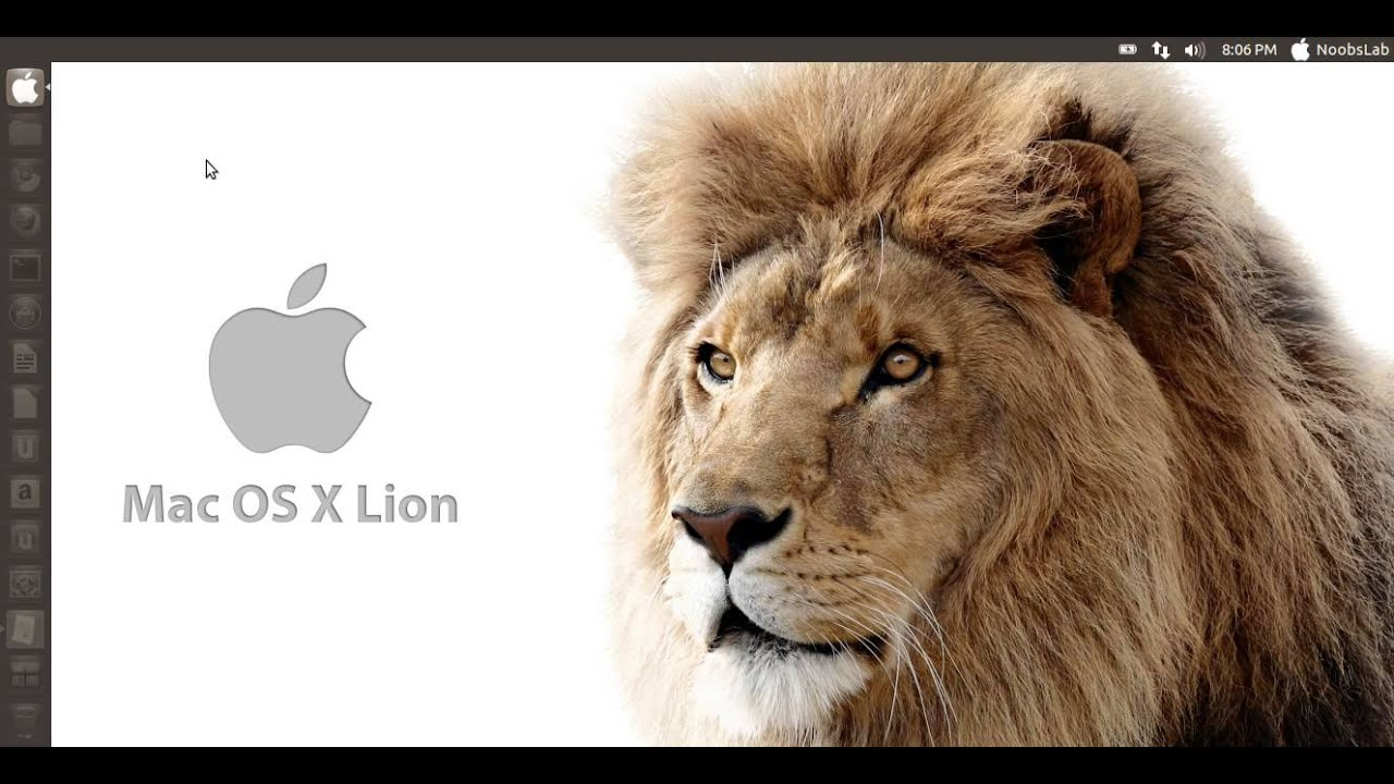Install mac os on ubuntu