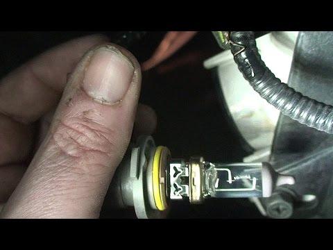 2011 Mazda 3 - Fog Light Replacement