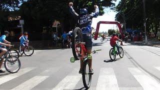 1º Encontro em Pirajuí - SP (Wheeling Bike/Manobras de bike)