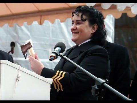 Chrzest pierwszego promu dla BC Ferries