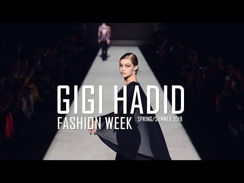 Gigi Hadid | Spring/Summer 2019