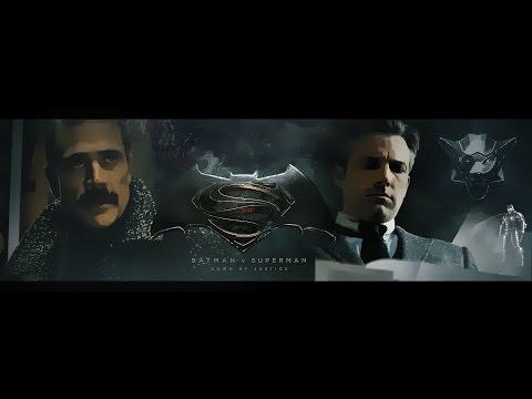 Batman v Superman: Dawn of Justice  (Last will of Thomas Wayne)