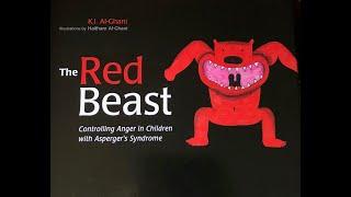THE RED BEAST By K.I. Al-Ghani & Illustrations by Haitham Al-Ghani