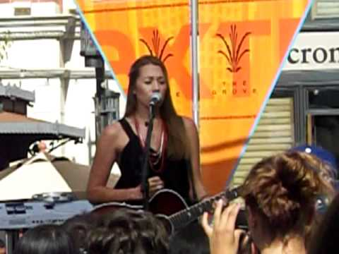 Fallin' For You - Colbie Caillat - Live