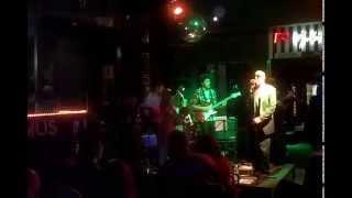 BOUTIQUE funk - Mágica (Me hace Volar) vivo - UMMUS San Isidro 01 05 2015