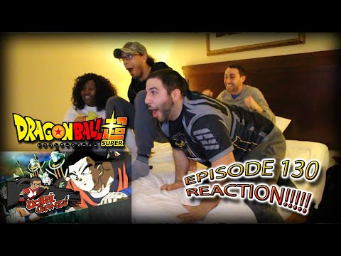 Dragon Ball Super EP. 130 REACTION + Predictions!! | EXPECT THE UNEXPECTED