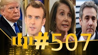 DP #507 | COHEN IN JAIL! - GOVERNMENT SHUTDOWN? - THERESA MAY! - SONIC DEVICE!