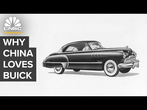 Why China Loves Buick