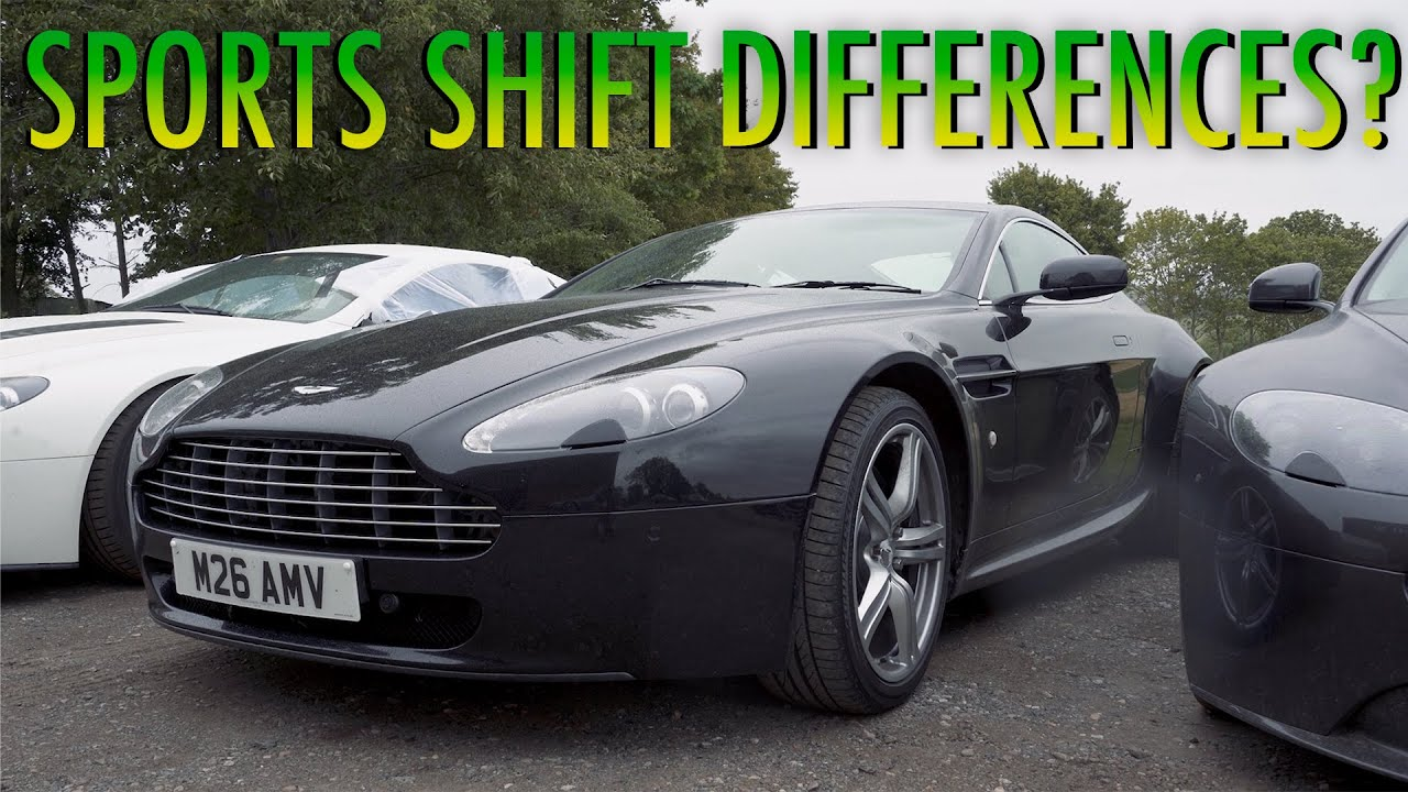 Sportshift 1 2 Transmission Differences Forum Chat 43 Youtube