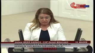 Gülizar Biçer Karaca | Meclis Konuşması | 25 Temmuz 2018 | Torba Yasa Görüşmeleri