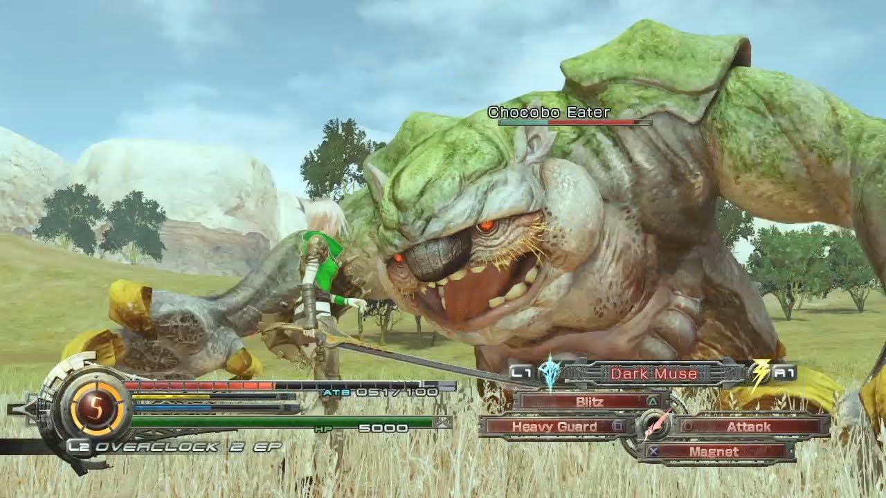 Lightning Returns Final Fantasy Xiii Gameplay Demo The