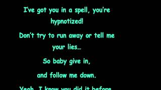 Jessica Lowndes Snake Charmer Lyrics