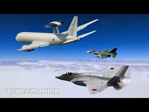 Japan Air Self-Defense Force Modernization: Rebirth of a Superpower - Japanese Military Power