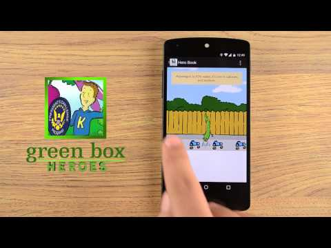 Green Box Heroes for Android