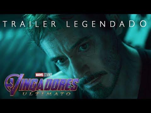 Vingadores: Ultimato – Trailer legendado - 25 de Abril nos Cinemas.