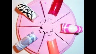 Nail Art Practice Stand How to practice your nail art more efficiently