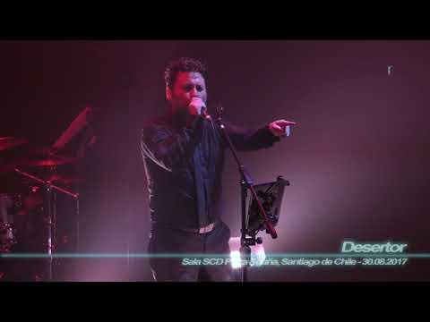 Desertor - Por Favor ( Mix.Cam - Sala SCD Plaza Egaña, Santiago de Chile - 30.08.2017 )