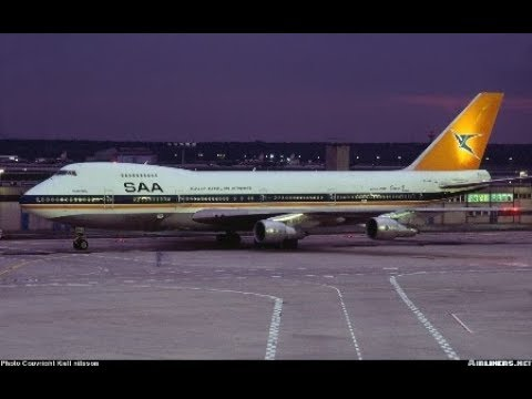 The Mystery of the Helderberg South African Airways Flight 295