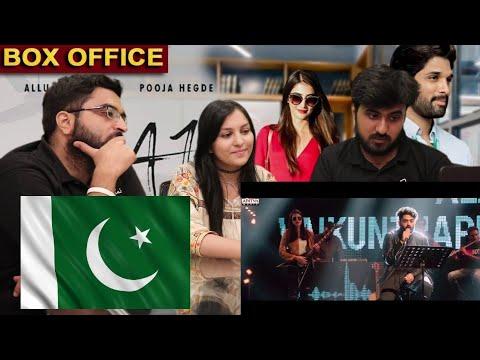 #alavaikunthapurramuloo---samajavaragamana-full-song-||-allu-arjun-||-pakistan-reaction