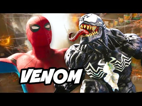 Spider Man Homecoming and Tom Hardy Venom...