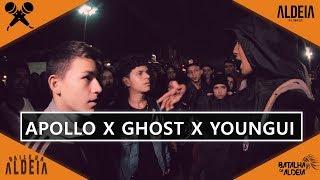 Ghost x Apollo x Youngui   110ª Batalha da Aldeia   Barueri   SP