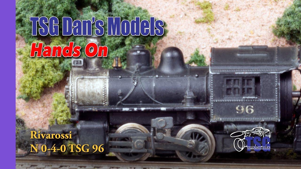 Dan's Models N Scale 0-4-0 Rivarossi Motor Replacement