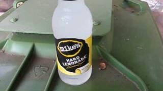 Hougly Booze Review: Mike's Hard Lemonade.