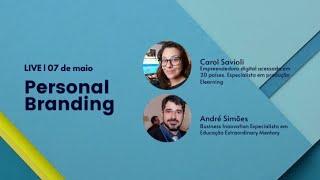 PERSONAL BRANDING: COMO CHAMAR A ATENÇÃO DO MERCADO PROFISSIONAL