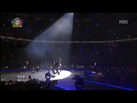 [HIT] 뮤직뱅크 인 멕시코(MusicBank in Mexico)-에일리(Ailee) - U & I .20141112