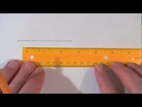 How To Make A Scale Drawing - A Tutorial